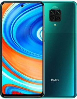 Smartphone Xiaomi Redmi Note 9 Pro 6/128GB 4G Dualsim Tropical Green