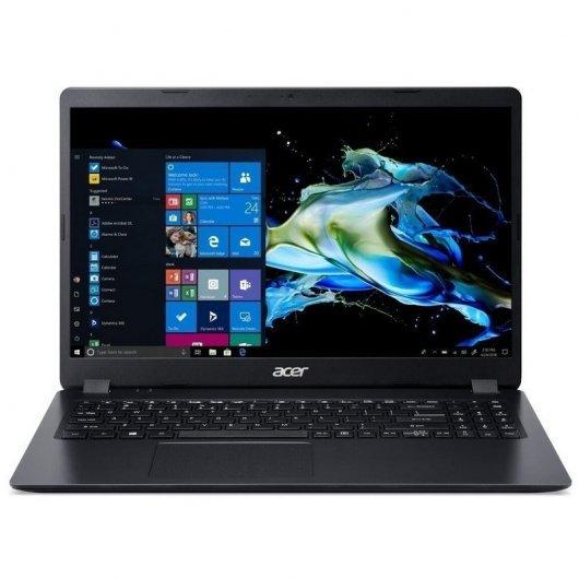 Portatil Acer TravelMate TMP215-52-39G4 i3-10110U 8GB 256GB SSD 15.6' w10pro Negro Pizarra