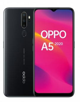 Smartphone Oppo A5 2020 3/64GB Mirror Black