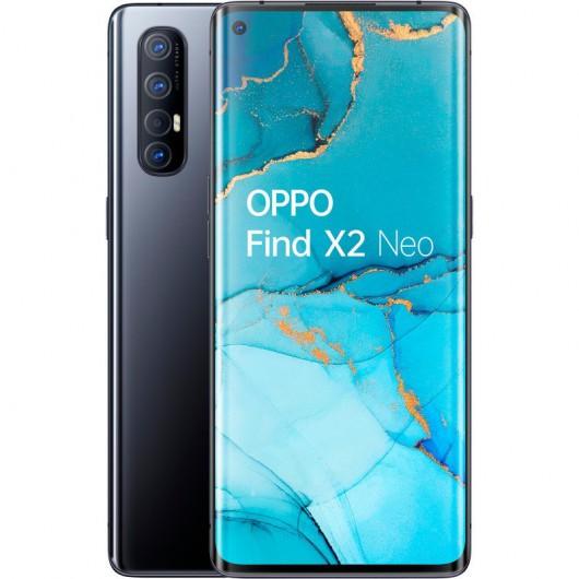 Smartphone Oppo Find X2 Neo 12/256GB 5G Moonlight Black - 6.5' cam (48+13+8+2)/32mp - 4025mah