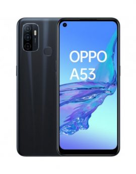Smartphone Oppo A53 4/64GB 6.5' Electric Black