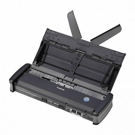 Escáner documental canon imageformula p-215ii - 600ppp - hasta 30ipm - doble cara - adf 20 hojas - usb - compatibilidad