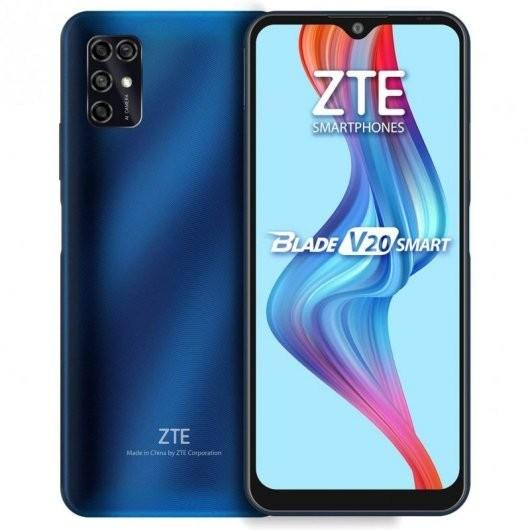Smartphone ZTE Blade V2020 Smart 4/128GB Azul