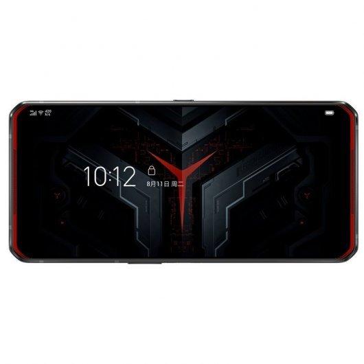 Smartphone Lenovo Legion Phone Duel 5G 12/256GB Negro