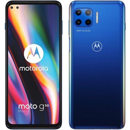 Smartphone Motorola Moto G 5G Plus 6/128GB Azul