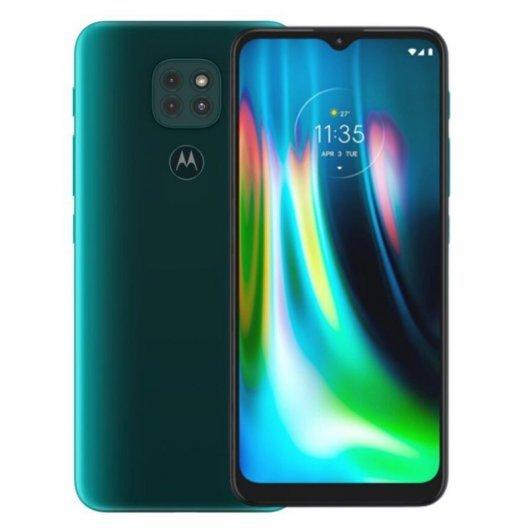 Smartphone Motorola Moto G9 Play 4/64GB Forest Green