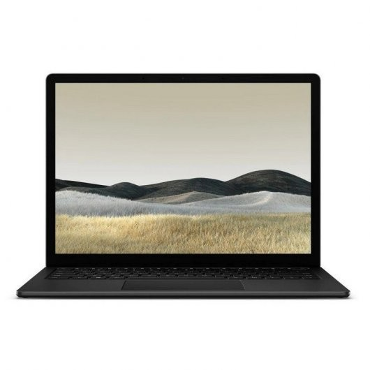 Microsoft Surface Laptop 3 Negro i7-1065G7 16GB 256GB SSD 13.5' Tactil w10pro