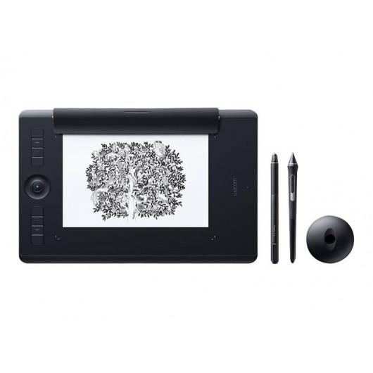 Tableta Digitalizadora Wacom Intuos Pro Paper Tamaño M
