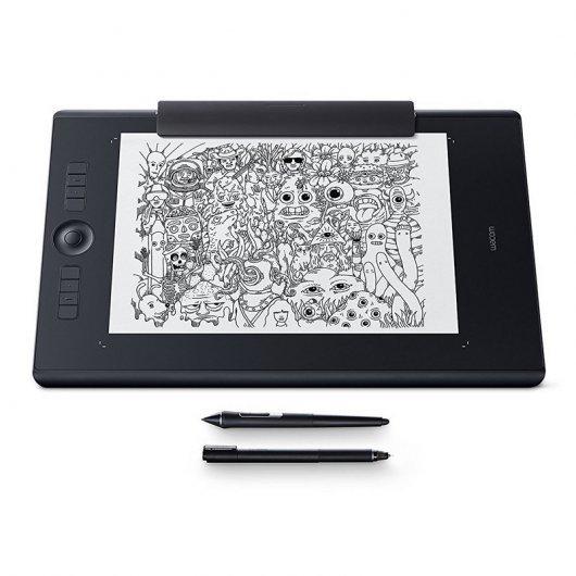 Tableta Digitalizadora Wacom Intuos Pro Paper Tamaño L