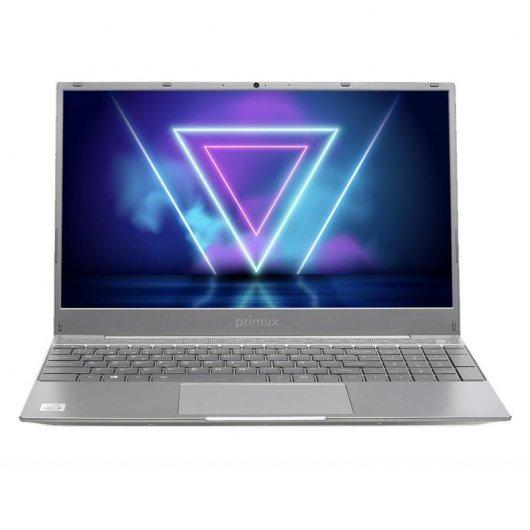 Portatil Primux ioxbook 15R5A AMD Ryzen R5-3500U 8GB 256GB SSD 15.6' sin S.O. Gris claro