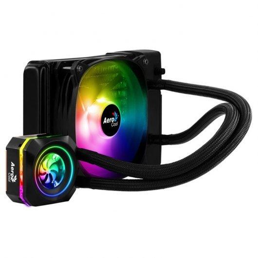 Aerocool Pulse L120F Kit Refrigeración Líquida RGB