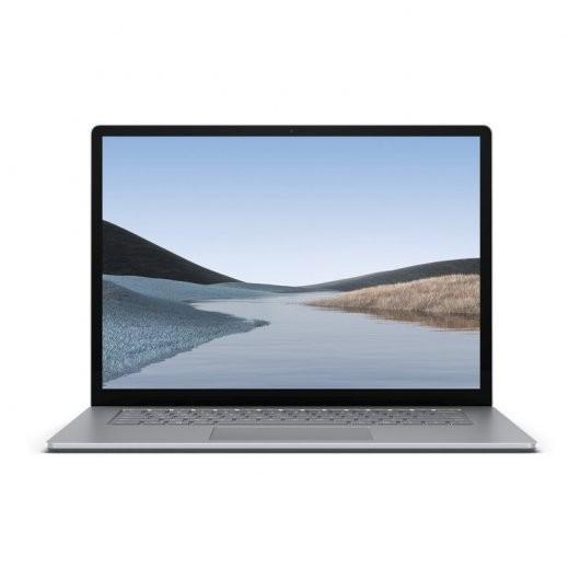 Microsoft Surface Laptop 3 Platino i7-1065G7 16GB 512GB SSD 13.5' Tactil w10pro