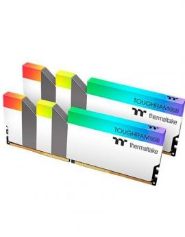 Thermaltake Toughram RGB DDR4 16GB 2x8GB PC3600 CL18 White