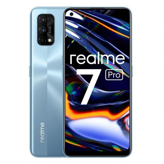 Smartphone Realme 7 Pro 8/128GB Mirror Silver