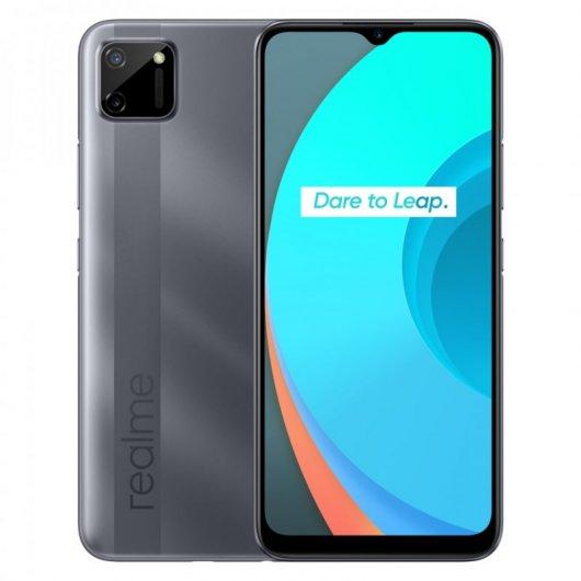 Smartphone Realme C11 2/32GB Pepper Grey - 6.50' 13/5mp
