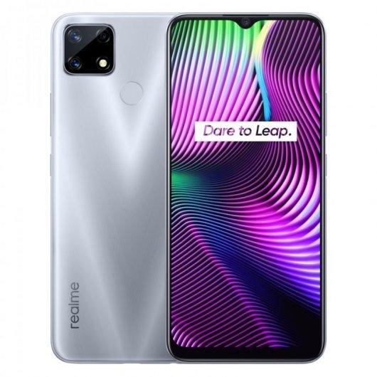 Smartphone Realme 7i 4/64GB Glory Silver