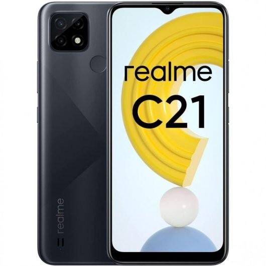 Smartphone Realme C21 3/32GB Negro