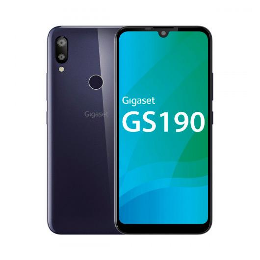Smartphone Gigaset GS190 3/32GB 6.1' Azul noche