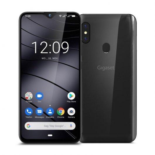 Smartphone Gigaset GS290 4/64GB 6.3' Gris Titanio
