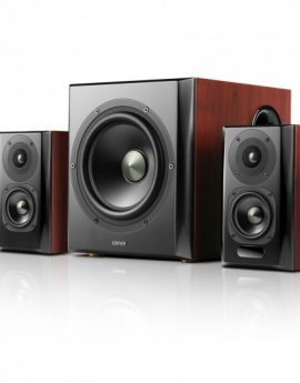 Edifier S350DB Altavoces 2.1 con Subwoofer Madera 150W