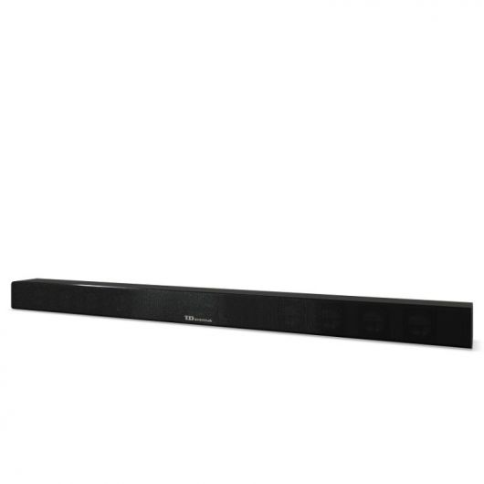 TD Systems SB40E11 Barra Sonido 2.0 canales 40W Bluetooth 5.0 HDMIARC USB Optico Coaxial