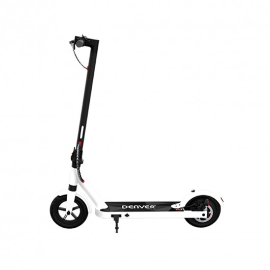 Scooter patinete premium Denver SEL-85350 Blanco - 350w - ruedas 8.5' - 20 kmh - autonomia 18km