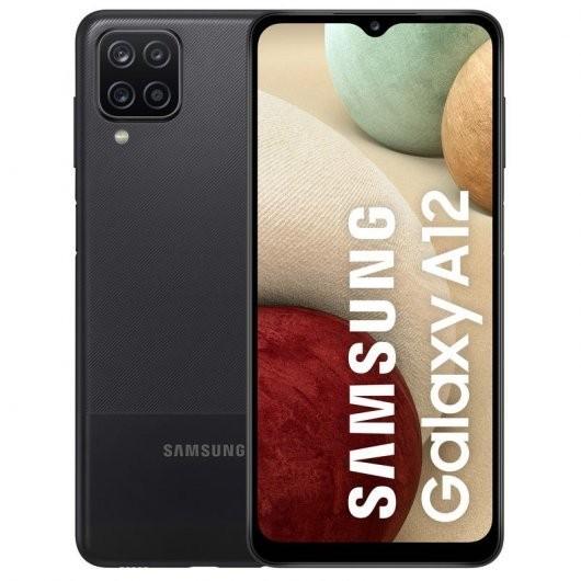 Smartphone Samsung Galaxy A12 32GB Negro