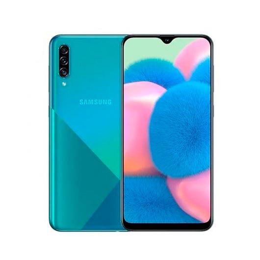 Smartphone Samsung Galaxy A30s 4/128GB Prism Crush Green