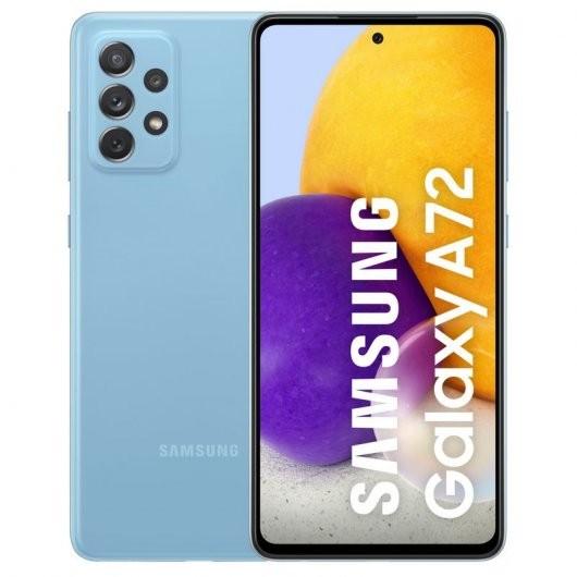 Smartphone Samsung Galaxy A72 256GB Azul