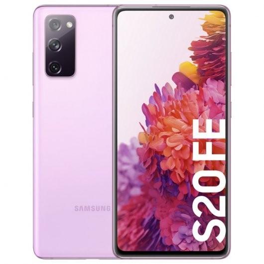 Smartphone Samsung Galaxy S20 FE 6/128GB Lavanda