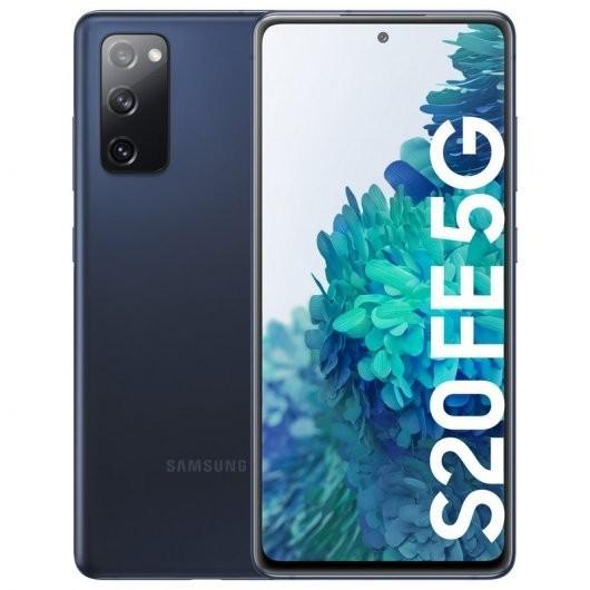 Smartphone Samsung Galaxy S20 FE 5G 6/128GB Azul