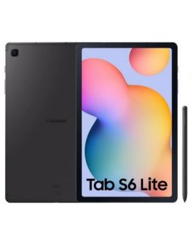 Tablet Samsung Galaxy Tab S6 Lite P610 10.4'' 4/64GB S-pen Wifi Gris - cam 8+5 mpx - bat.7040mah