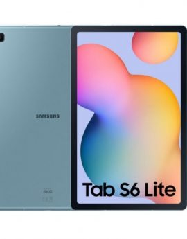 Tablet Samsung Galaxy Tab S6 Lite P610 Wifi 10.4' 4/64GB S-Pen Blue - cam 8+5 mpx - micro sd - 7040mah