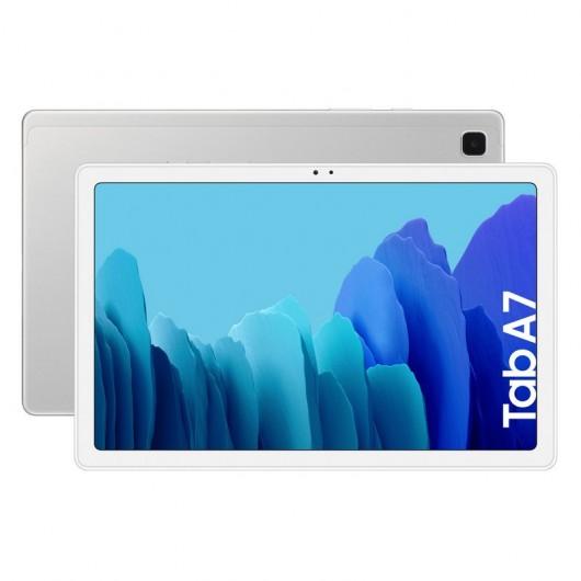 Tablet Samsung Galaxy Tab A7 10.4' 32GB 4G Plata