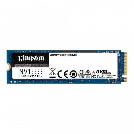 Kingston NV1 Disco SSD 2TB M.2 2280 PCIe NVMe