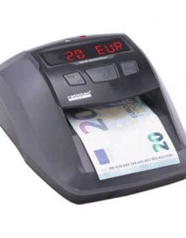 Detector de billetes ratio-tec soldi smart plus -- para euros/libras/chf - detección ir | mg | bm | sd - display led y señal