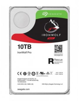 "HDD Seagate Ironwolf Pro NAS 3.5"" 10TB Sata3 256MB"