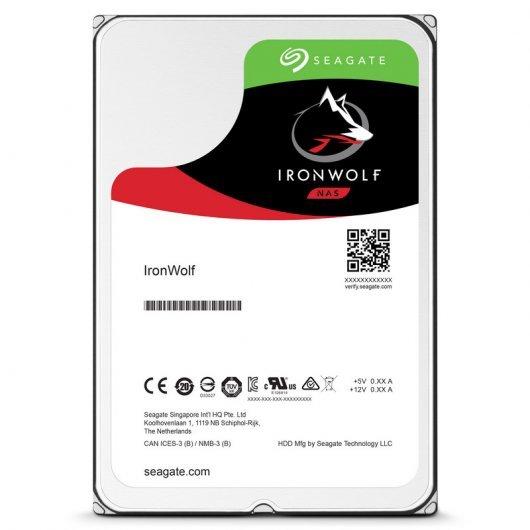 HDD Seagate IronWolf NAS 3.5' 2TB SATA3 64MB