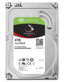 HDD Seagate Ironwolf NAS ST4000VN008 4TB 3.5' 5900rpm 64MB sata3