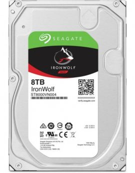 HDD Seagate Ironwolf ST8000VN004 NAS 8TB 3.5' SATA3
