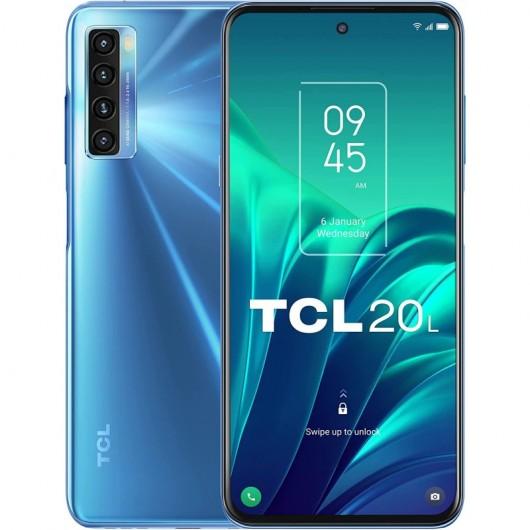 Smartphone TCL 20L 4/128GB Luna Blue