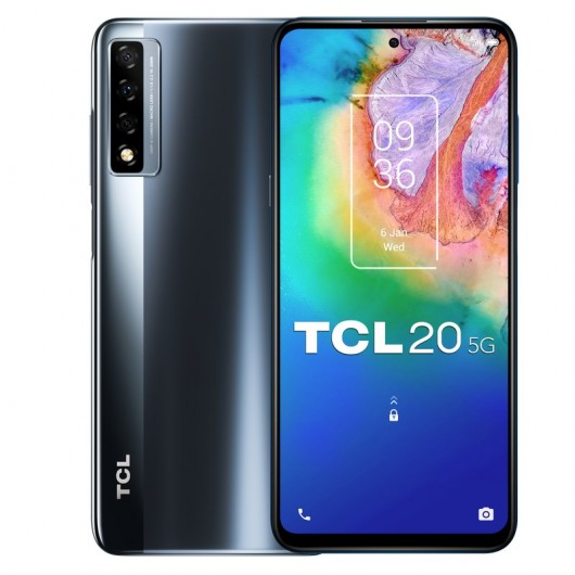 Smartphone TCL 20 5G 6/256GB Gris