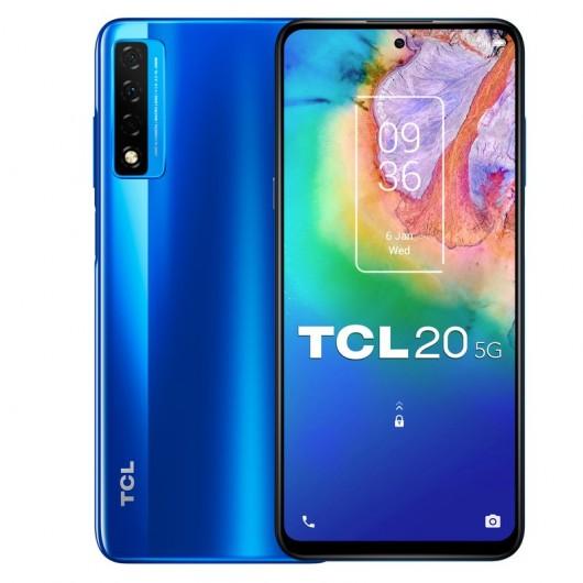 Smartphone TCL 20 5G 6/256GB Azul