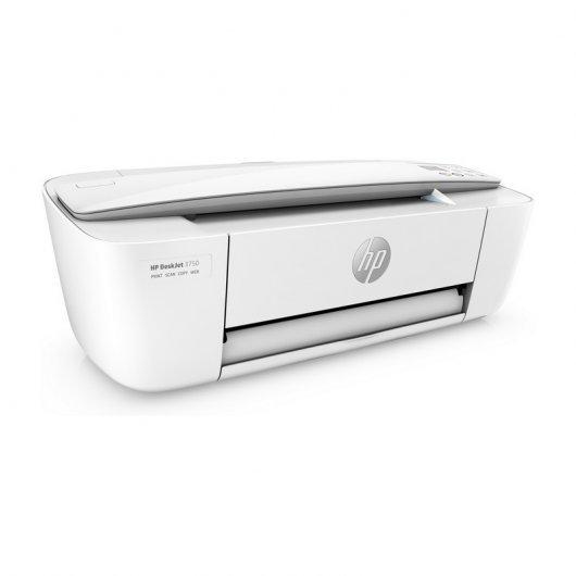 HP Deskjet 3750 Multifunción Color Wifi Blanca