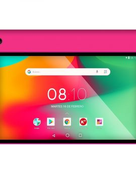 "Tablet Woxter X-100 Rosa 10.1""-qc1.3-8gb-1gb"