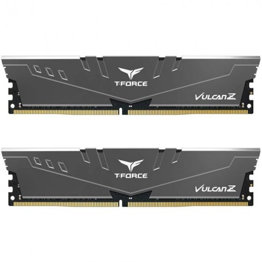 Team Group T-Force Vulcan Z Gris DDR4 3200Mhz PC4-25600 64GB 2x32GB CL16