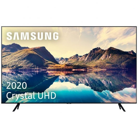 Samsung UE55TU7025KXXC 55' Crystal UltraHD 4K HDR10+ Smart TV WiFi