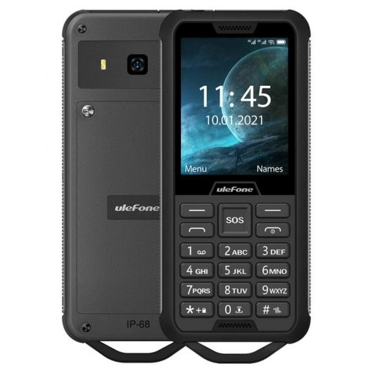 Smartphone Ulefone Armor Mini 2 Gris