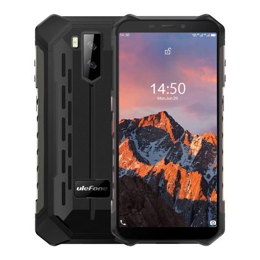 Smartphone Ulefone Armor X5 Pro 4/64GB Negro