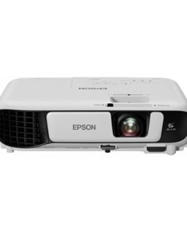Videoproyector epson eb-w42 3lcd/ 3600 lumens/ wxga/ hdmi/ wifi/ usb/ s-video/ proyector portatil